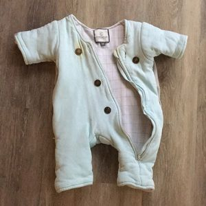 Magic sleep suit